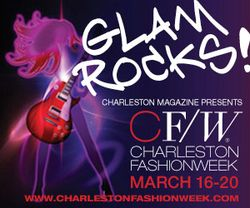 Charleston Fashion Week Logo