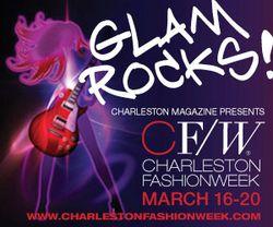 Charleston Fashion Week Logo