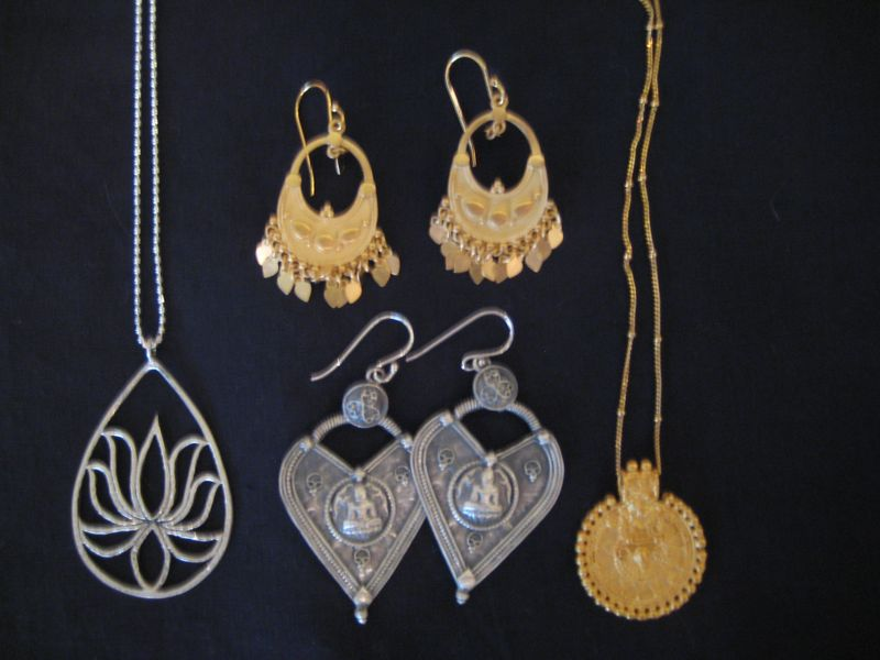 Satya Jewelry at Seeking Indigo