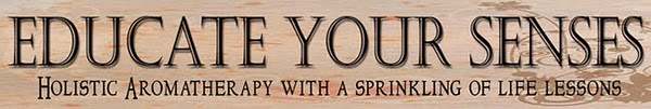 Educate your senses banner