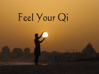 Feel your qi
