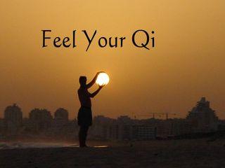 Feel your qi