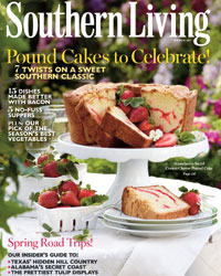 Southern Living March Cover