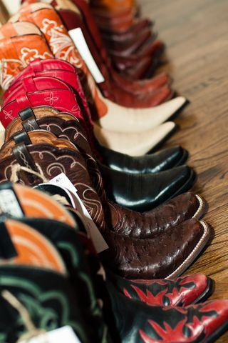 Seeking Indigo Cowboy Boot Extravaganza